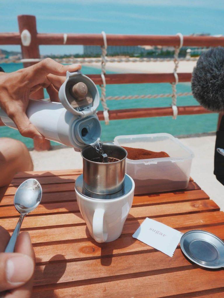 Vietnamese coffee masterclass Airbnb